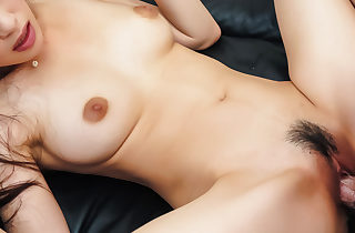 Sara Yurikawa is prepared for cock in her pussy