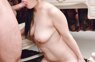 Dominate Shino Izumi enjoys patient's load of shit there peak modes